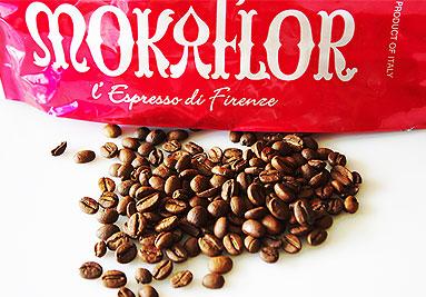 Mokaflor - rossa kawa